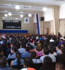 Logran maestros de la zona de Zongolica acuerdos tentativos para preservar su seguridad suspenden paro