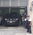Entregan cuerpos de la alcaldesa Maricela Vallejo Orea y de su esposo a familiares luego de cumplir los tramites de Ley