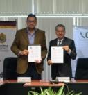Signan convenio ORFIS e INVEDEM para impulsar el desarrollo municipal