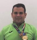 """Logra oro el xalapeño Diego López el """"Misil""""  en Paranatación en Londres y pase para los juegos de Tokio 2020"""
