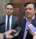 Busca alternativas el Gobernador ante SHCP para enfrentar deficit de 3 mil millones de pesos heredados
