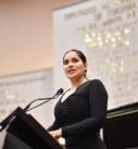 Capacitarán con perspectiva de genero trabajadores del sector salud dijo la diputada Brianda Kristel Hernández Topete