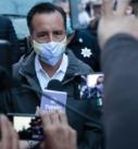 Destina el Gobierno del Estado el presupuesto para rehabilitar la carretera Xalapa-Alto Lucero dice Cuitláhuac García Jiménez